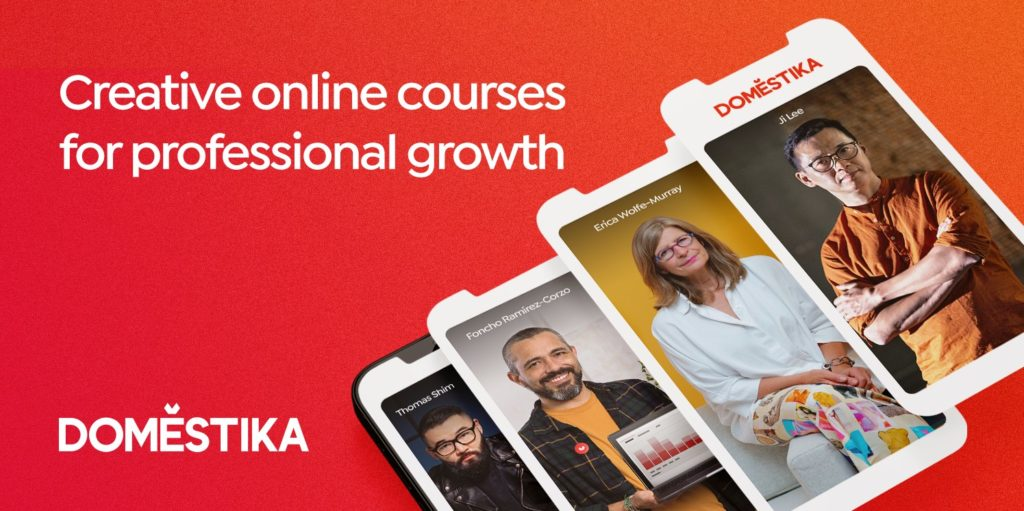 How to become a freelance creative professional with Domestika