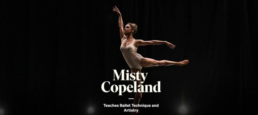 Misty Copeland Teaches Ballet Technique and Artistry - MasterClass